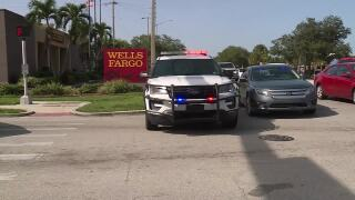 Fatal shooting outside Wells Fargo in Fort Pierce