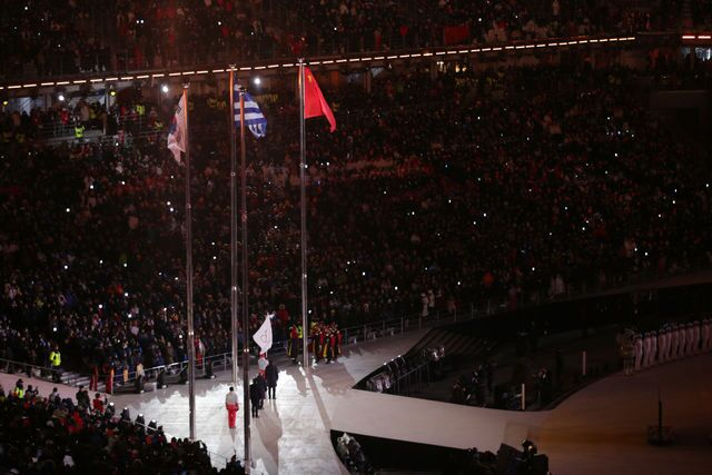 Photos: Winter Olympics 2018 closing ceremony