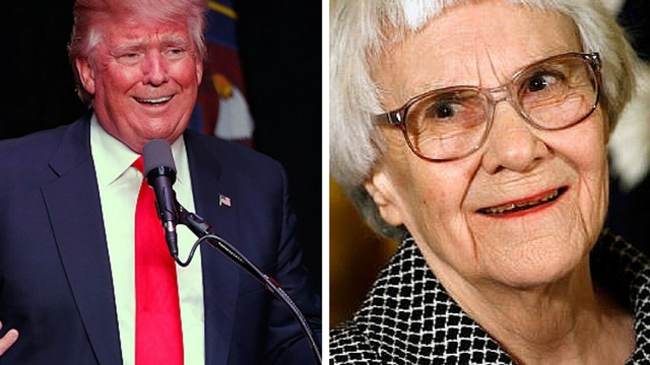 Read Harper Lee's savage review of Trump's hotel
