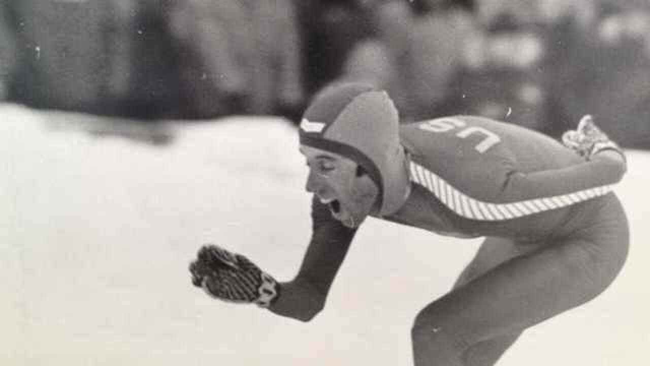 How speed skating changed 3-time Olympian's life