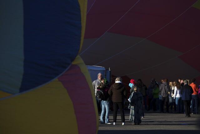 PHOTOS: 2018 Mesquite Balloon Festival