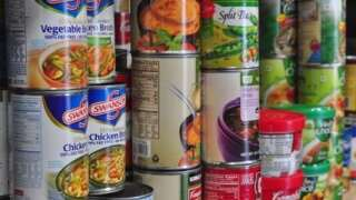 Opelousas Rotary and Post Office holding food drive