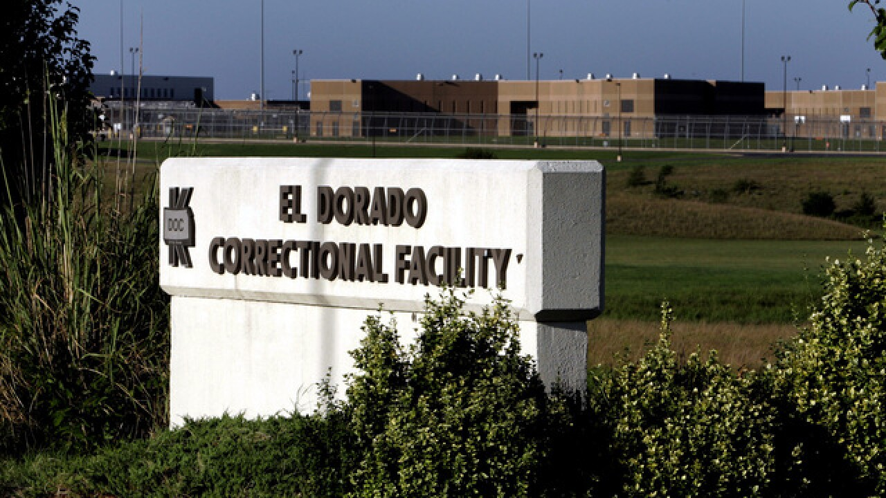 12-hour shifts to continue at El Dorado prison for 90 days