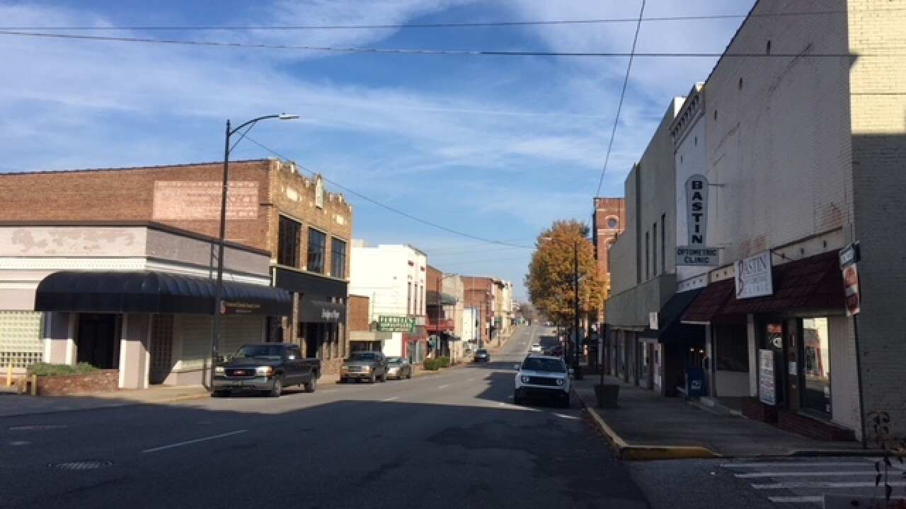 Two city blocks to be auctioned in downtown Hopkinsville
