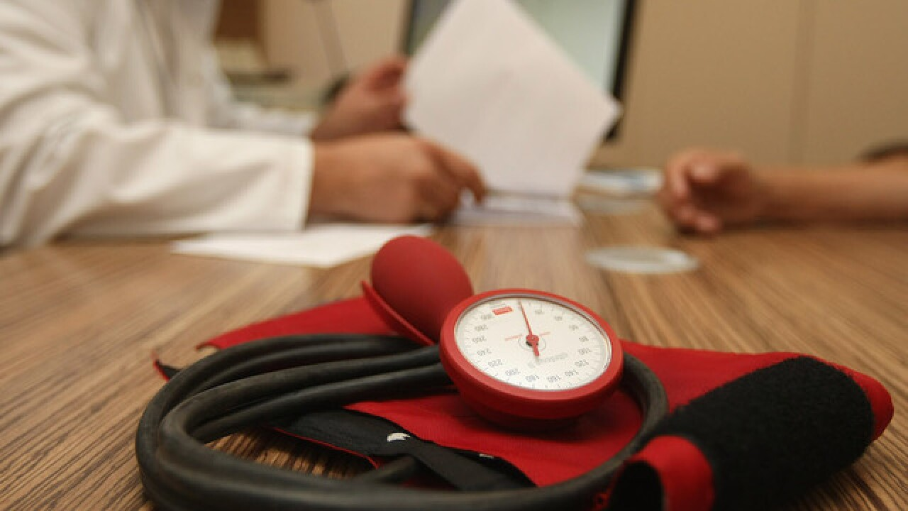 Blood pressure drug recall expands again