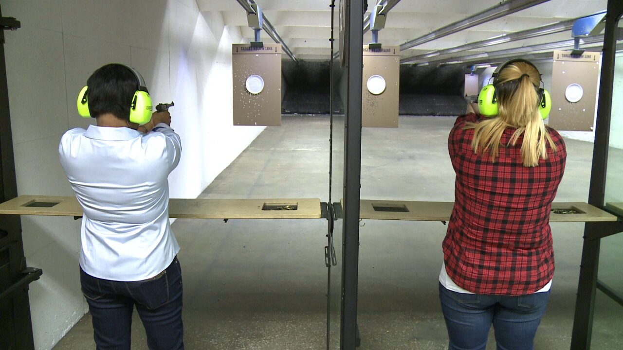 Why 'ladies only' hits the mark for females who want to shootguns