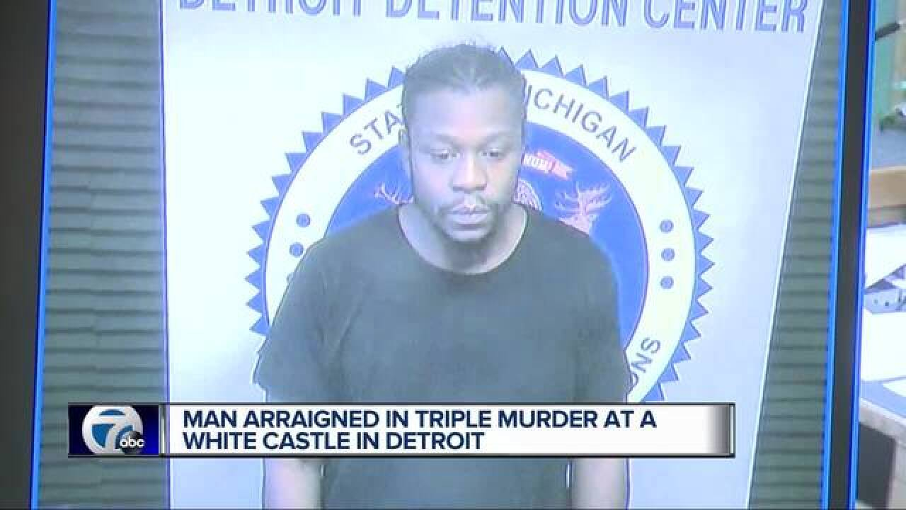 Man charged in White Castle fatal shooting