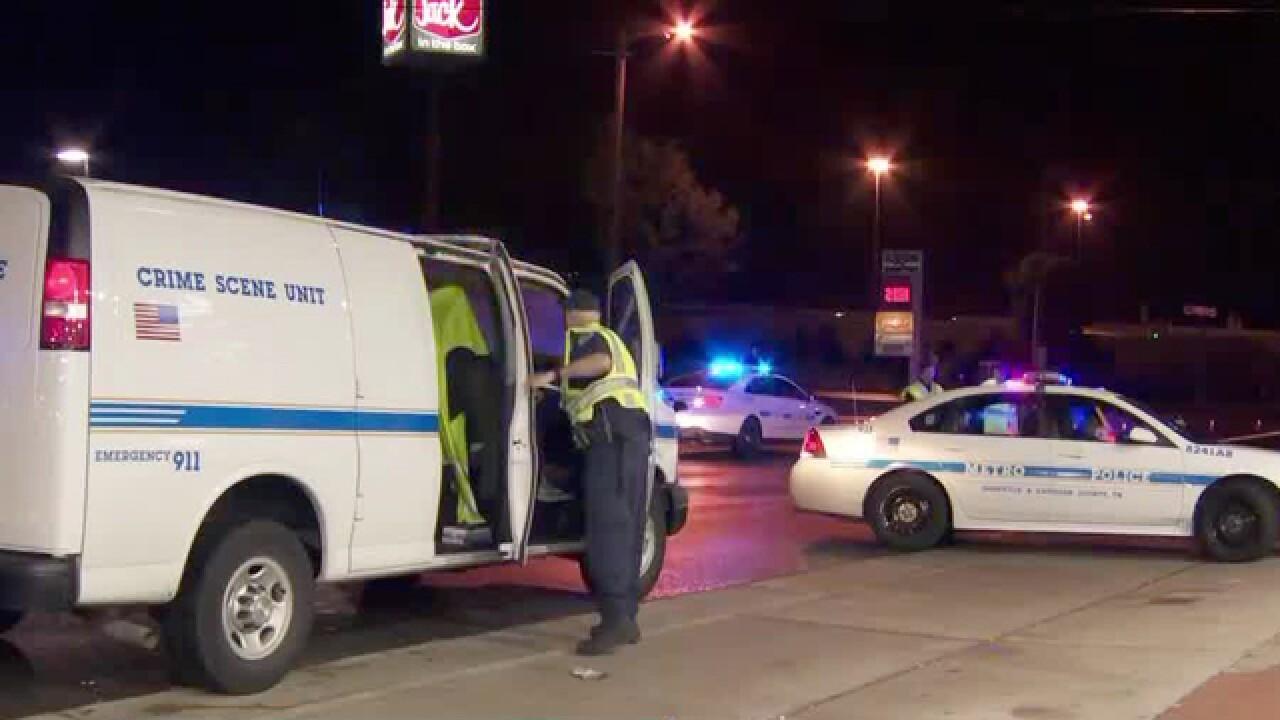 Driver Flees From Scene Of Fatal Hit-&-Run Crash