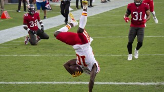 Chiefs Buccaneers Football