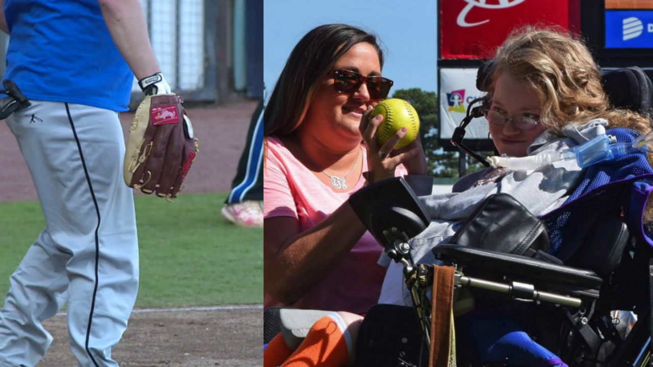 Law enforcement officers go to bat for the Children's Hospital ofRichmond