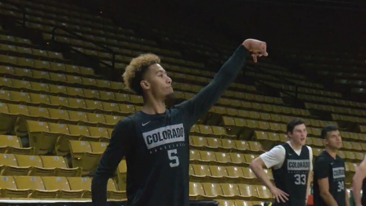 The Colorado Kid: D'Shawn Schwartz's rise from Colorado Springs to Boulder