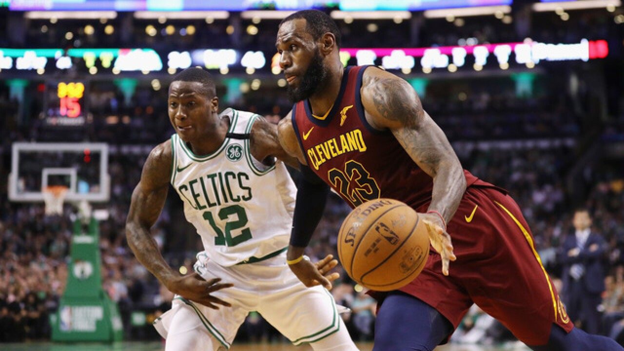 Shaker High grad is a thorn in the Cavs' side