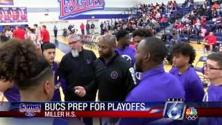 Miller coach Maurice Bastian