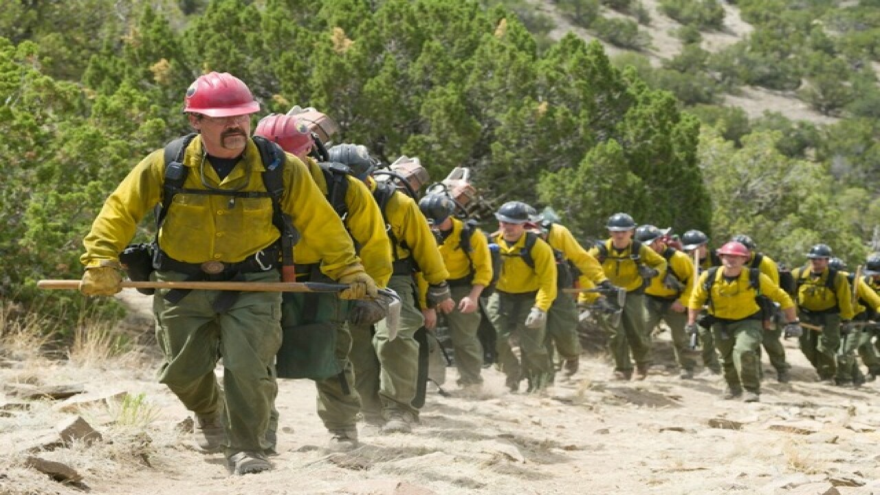 'Only the Brave': Story of heroic firefighters