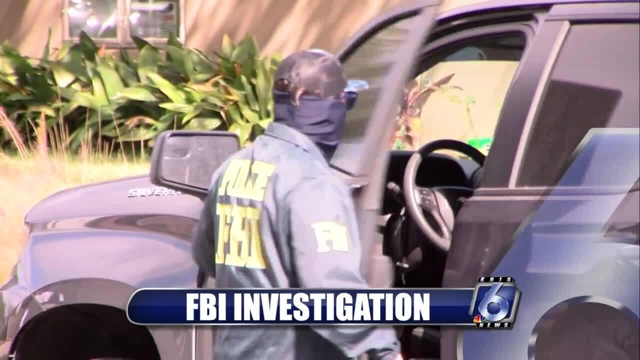 Update on FBI investigation