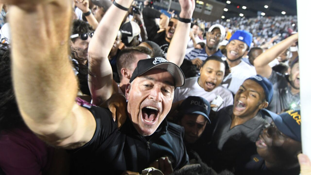 History made! ODU beats Virginia Tech in stunning upset, 49-35