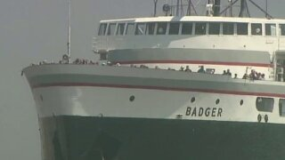 SS Badger Web Photo
