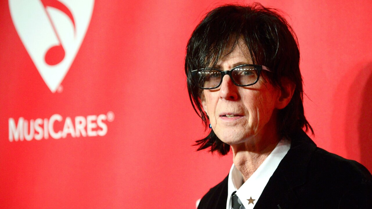 Ric Ocasek, lead singer of The Cars, found dead at 75 years old