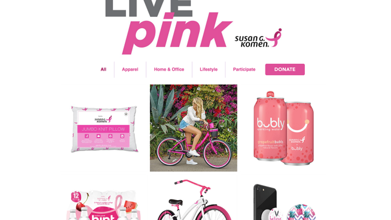 Is your pink purchase really benefiting a breast cancer charity?