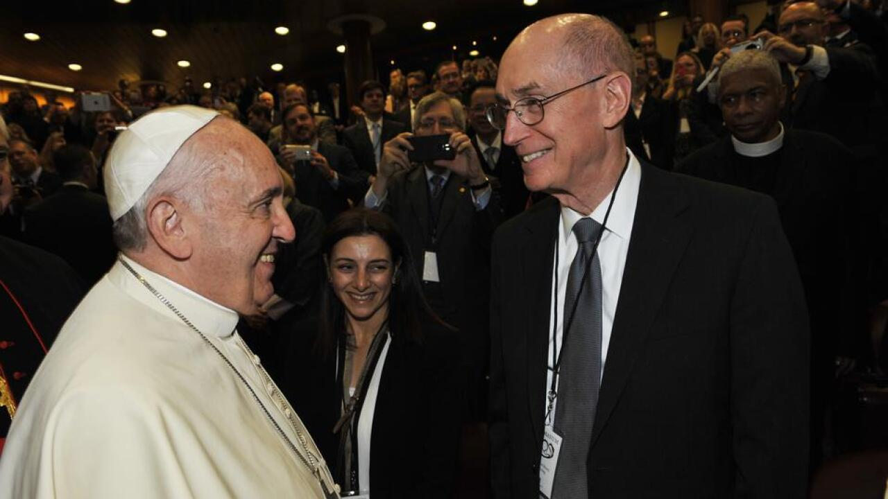 Video: LDS President Henry B. Eyring's speech given at the Vatican