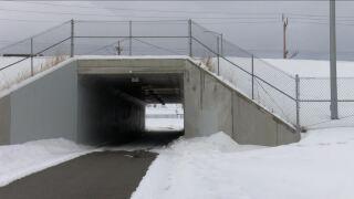 Kalispell Tunnel Art