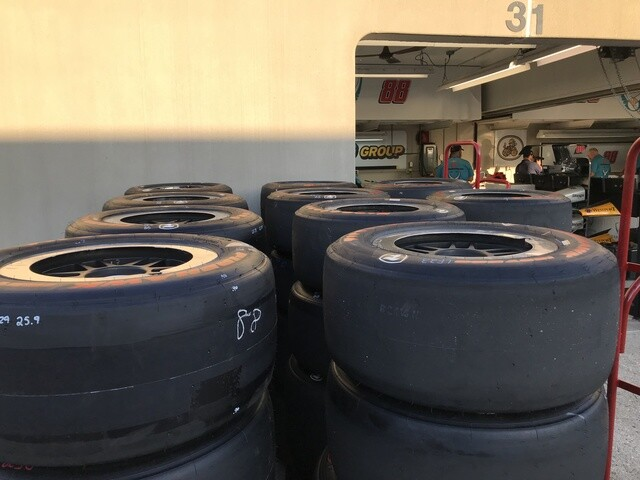 PHOTOS: Scenes from Gasoline Alley at the 2018 Indianapolis 500