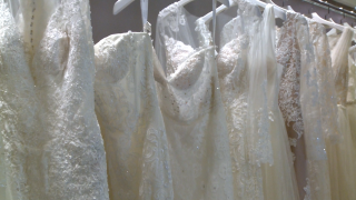 Local wedding industry making a comeback