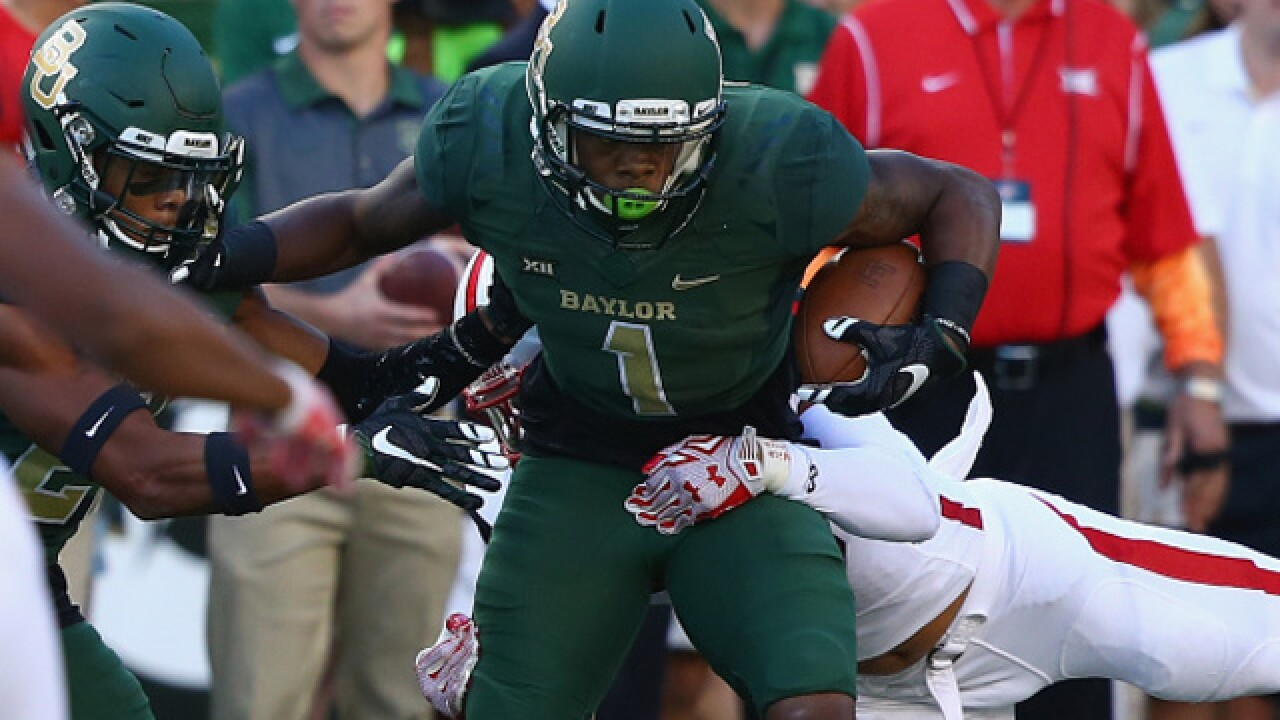 Draft fit for Bills? WR Corey Coleman