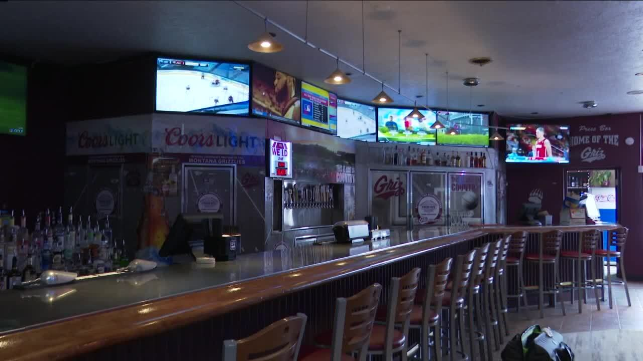 Businesses react to losing fall football