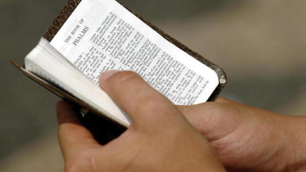 Lawsuit seeks to end Bible classes in West Virginia school district