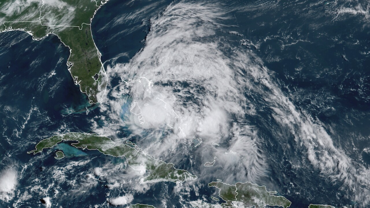 Hurricane Isaias makes landfall in Bahamas with Florida in its sights next