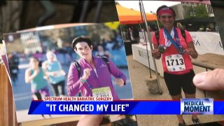 Medical Moment: Bariatric Surgery Success Story