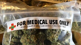 Veterans use medical marijuana to treat mental health issues