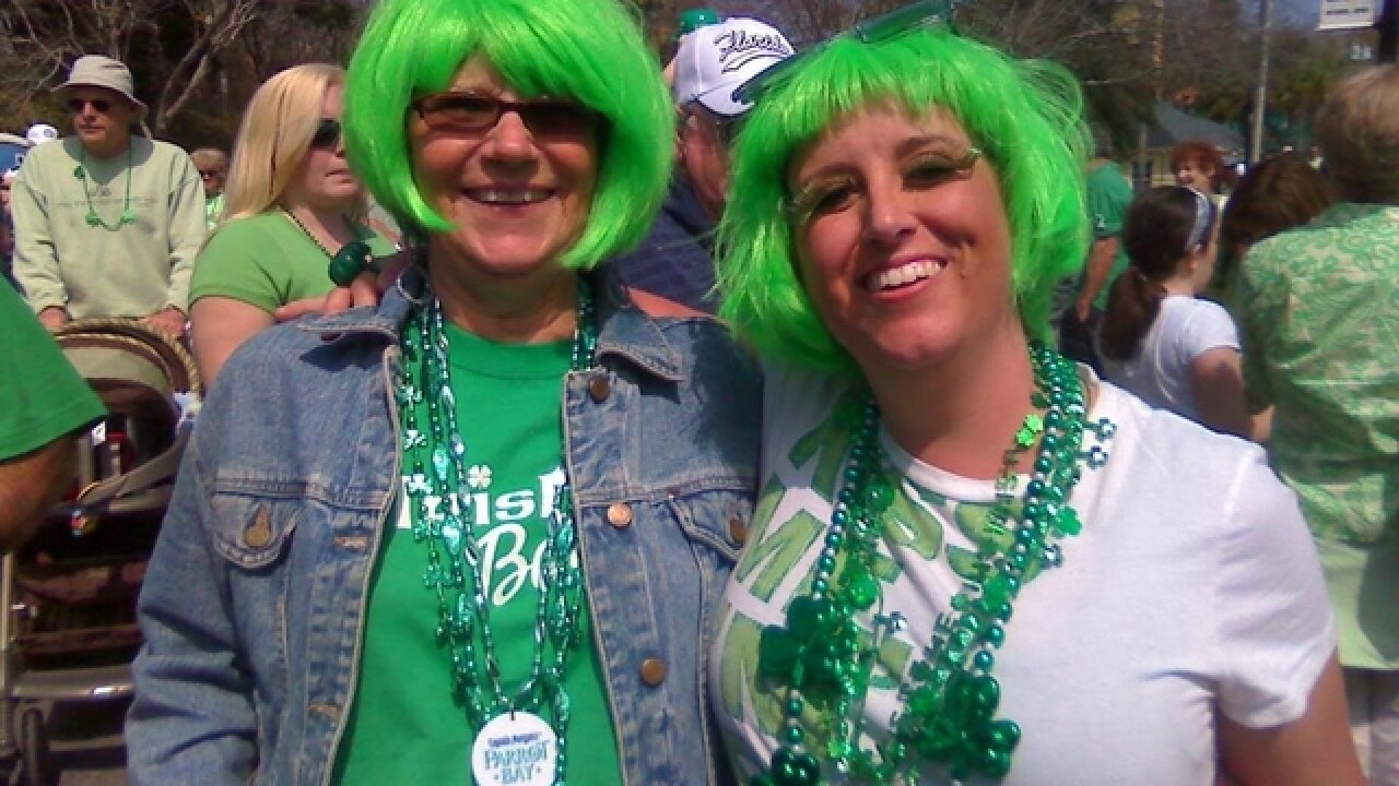 Tampa rated as one of the best cities for St. Patrick's Day celebrations