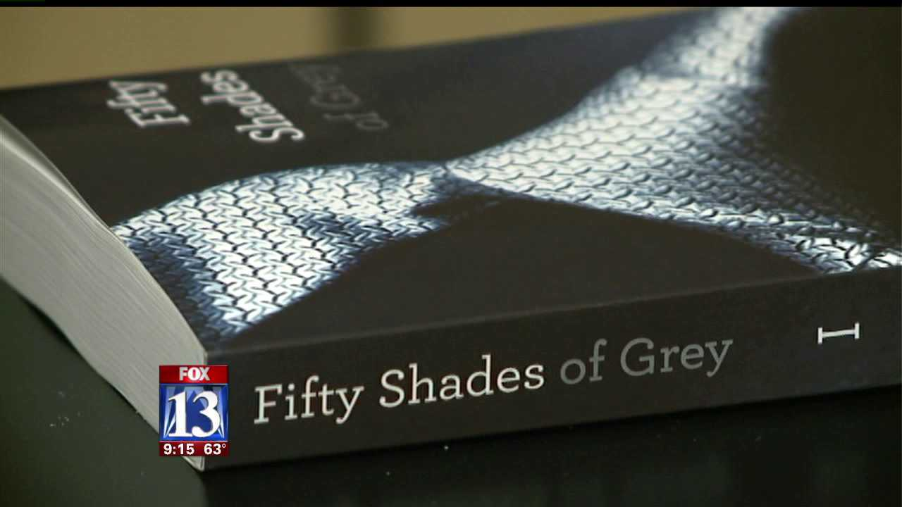 Banned in some states, erotic novel hugely popular in Utah