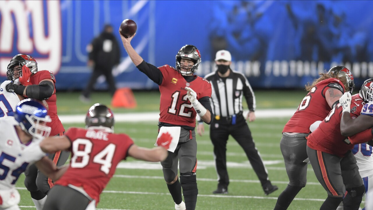 Tom Brady Excited Ready To Lead Buccaneers Vs Washington In Playoffs