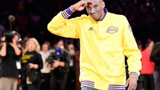 Athletes, musicians and iconic landmarks offer tributes to Kobe Bryant