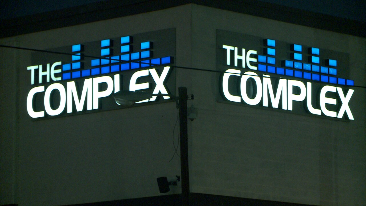 Owners of 'The Complex' in SLC paid for the venue with pot money, fedssay