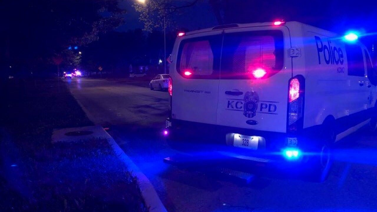 Pedestrian struck and killed at 75th & Paseo