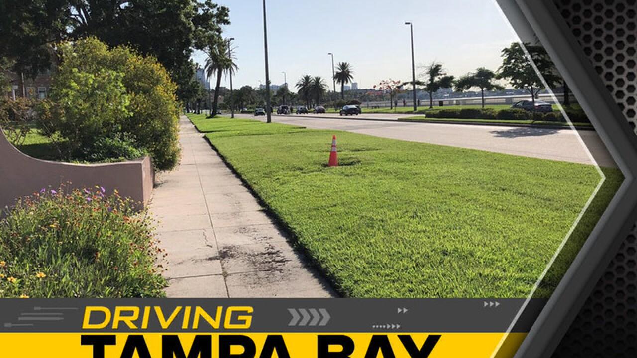 Tampa Police writes dozens speeding tickets, warnings along Bayshore