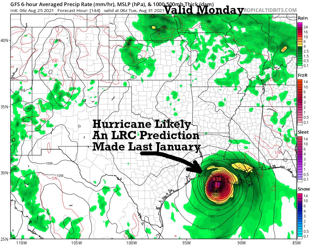 Hurricane Development In The Next Few Days