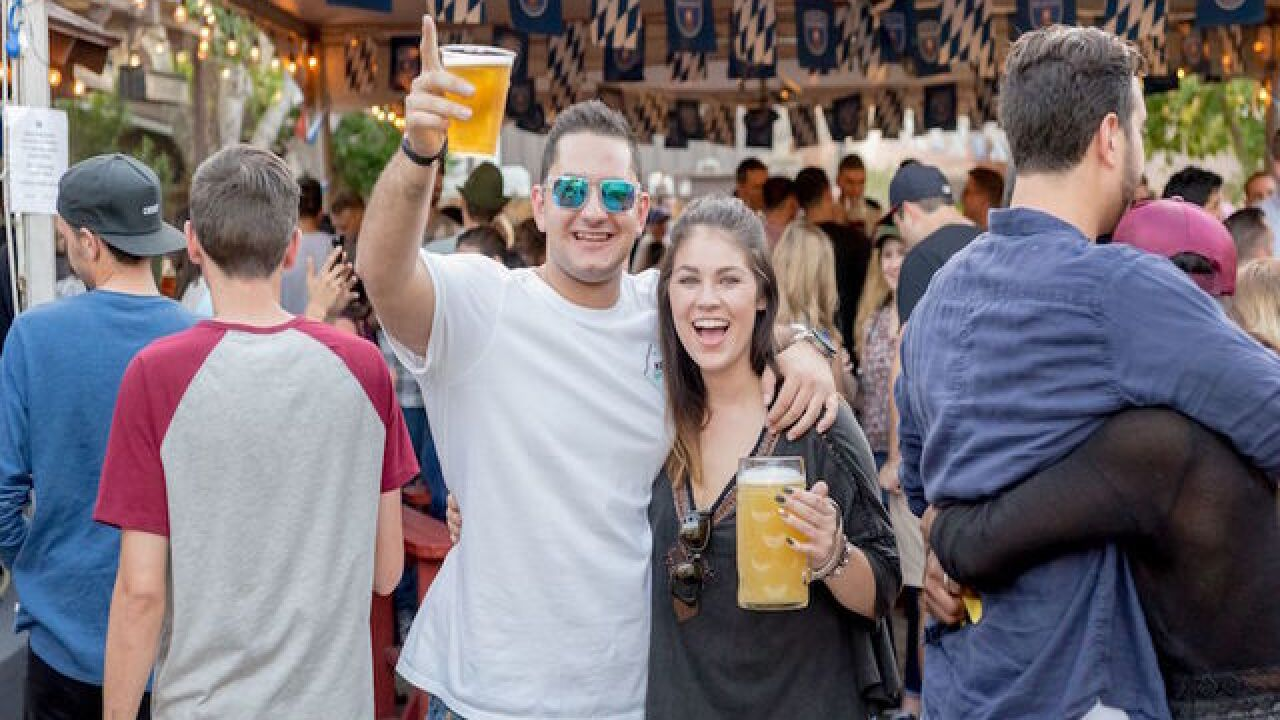 BEER 'N BRATS! Brat Haus to host 6th Oktoberfest