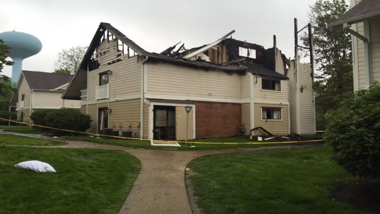 One dead in Copley Township hotel fire