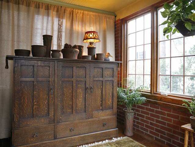 Home Tour: This Westwood Colonial has an Arts and Crafts vibe