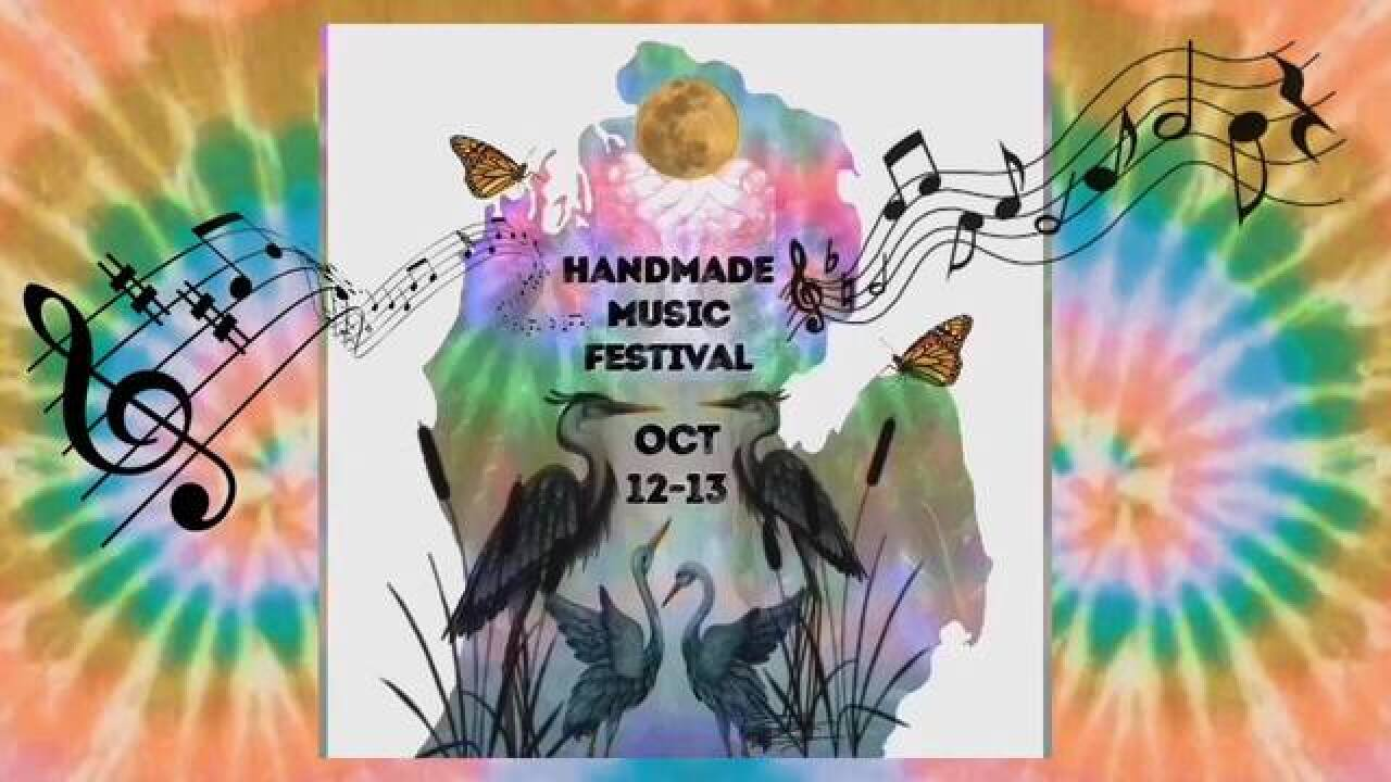 Handmade Music Festival Coming to Chesaning