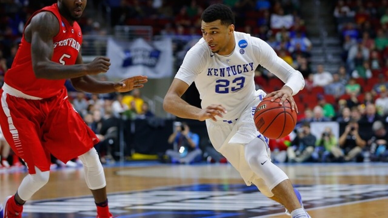 Kentucky faces Indiana in Round 2 Saturday