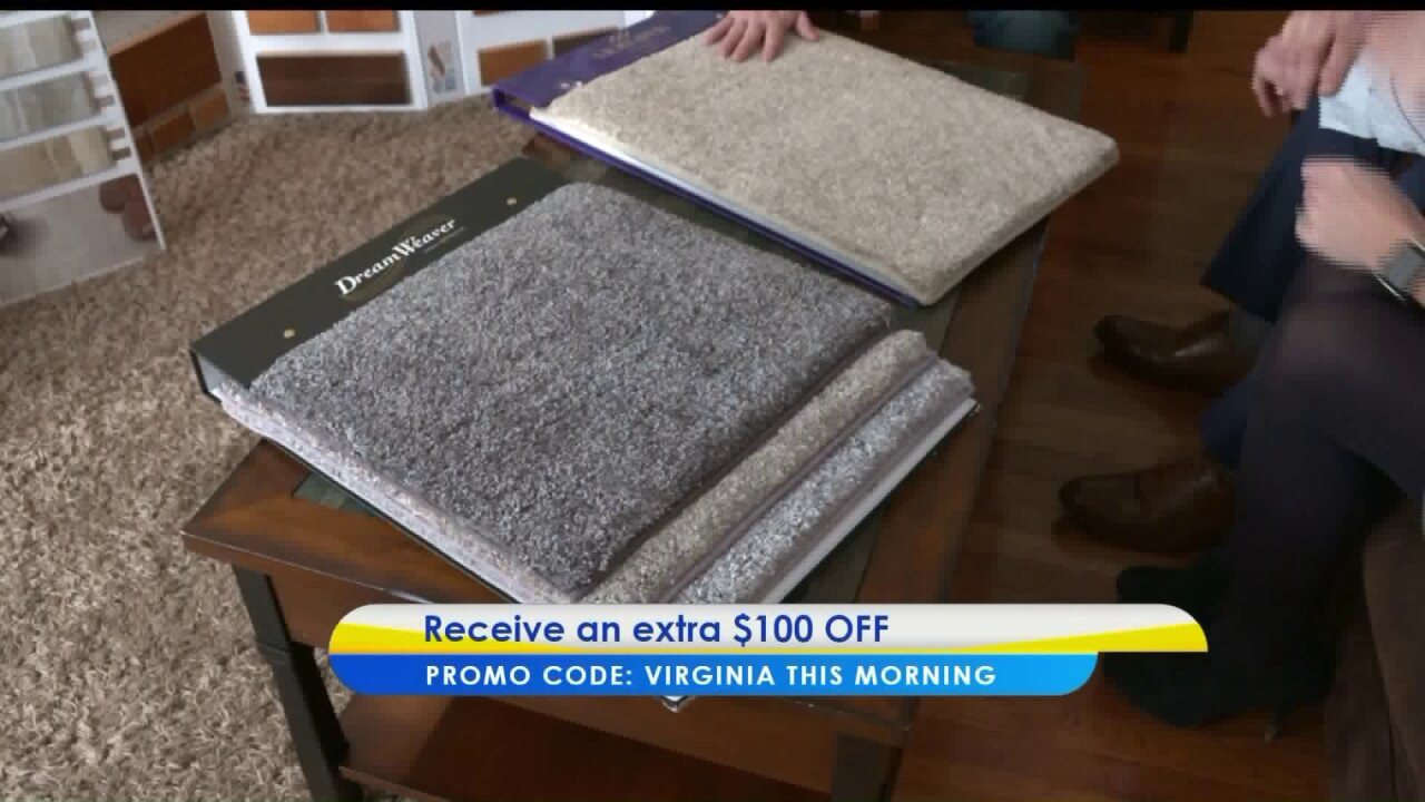 Upgrade Your Carpet with 50Floor
