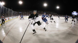 Kings Avalanche Hockey