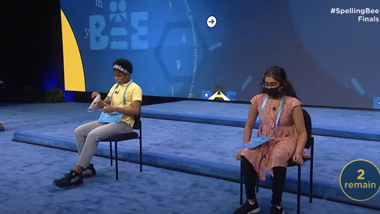 The student spellers flew into Florida from all across the country, and even The Bahamas, for a chance to be crowned this year's Scripps National Spelling Bee Champion.