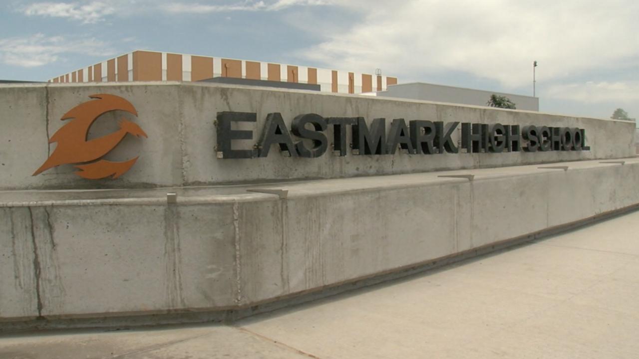 Eastmark High School in Queen Creek